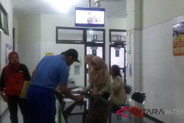 Peserta pilkada di Jateng tes kesehatan di RSUD dr Moewardi