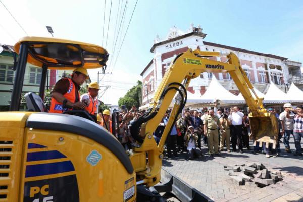 Revitalisasi Kota Lama digelontor Rp156 miliar
