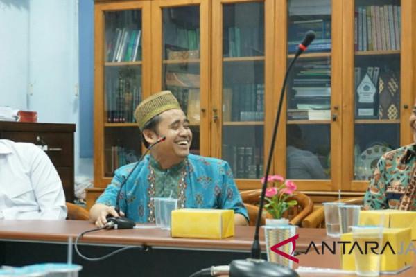 Ganjar-Yasin bersilaturahim dengan PW Muhammadiyah Jateng