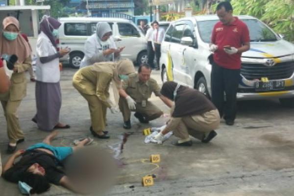 Ibu dan bayinya tewas jatuh dari Hotel Safin Pati