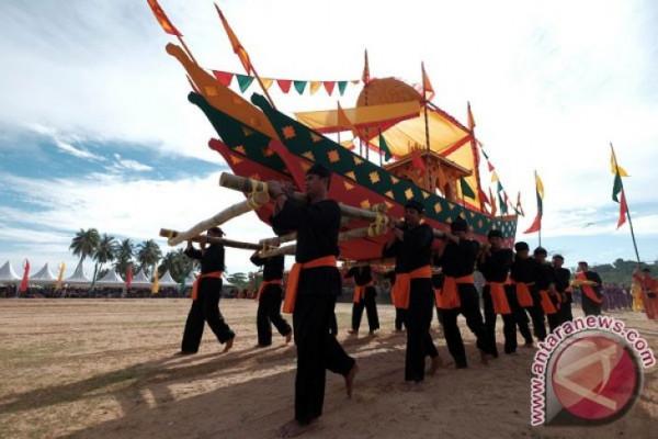 Tradisi larung sesaji jadi atraksi wisata Kaltara