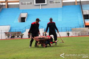 Jelang PSIS vs PSMS, panpel evaluasi kesiapan Stadion Moch Soebroto