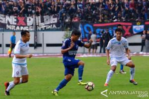 Piala Presiden, PSIS beri kesempatan pemain pelapis lawan Persela