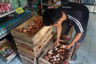 Harga telur dan beras kembali naik
