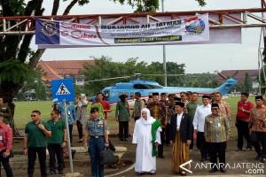 Jokowi: Jamaiyah jaga NKRI