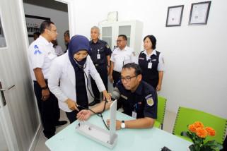 KAI buka klinik kesehatan di Semarang