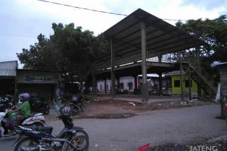 Pasar Simongan dipastikan segera ditempati pedagang