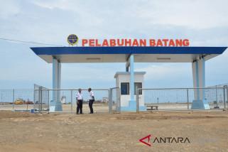 Pelabuhan niaga Batang diujicobakan selama 3 bulan