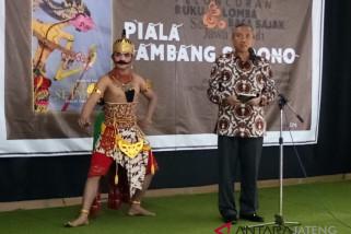 Lomba Baca Sajak Piala Bambang Sadono mulai digelar