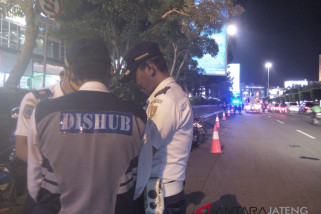 Dishub Semarang targetkan parkir naik 400 persen