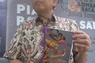 Bambang Sadono bukukan sajak karya kepenyairannya