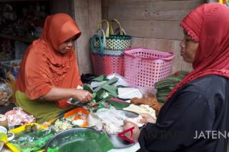 Pasar desa Wanutengah Temanggung siap dioperasikan