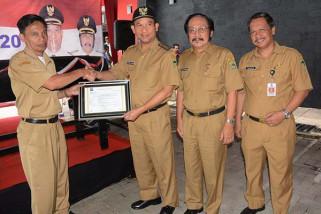 Pasar Manis raih sertifikat SNI pertama di Banyumas