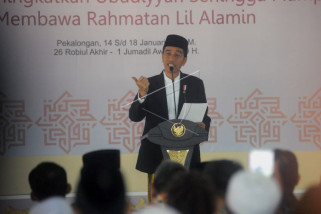 Presiden hadiri Muktamar ke-12 JATMAN
