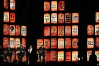 Tiga pemusik country bersatu kembali di panggung Grammy