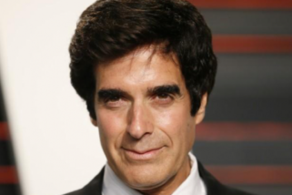 Model remaja tuduh David Copperfield lakukan pelecehan seksual