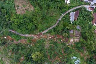 PMI distribusikan bantuan ke lokasi tanah bergerak di Banjarnegara