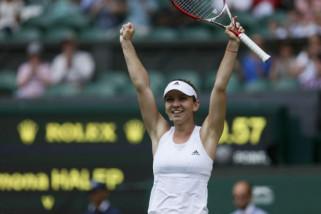 Simona Halep melenggang ke final Australia Terbuka