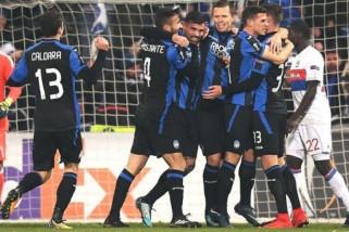 Tundukkan Napoli, Atalanta melaju ke semifinal Coppa Italia