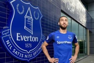 Moshiri tingkatkan saham kepemilikan Everton