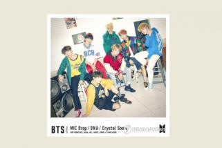Album BTS terjual 500.000 kopi, raih double platinum