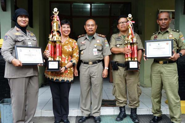 KST Kota Magelang juara I lomba tingkat Jateng