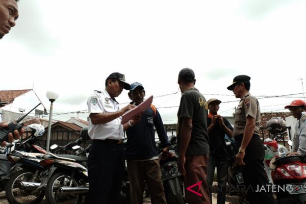 Saber Pungli Semarang dalami pungutan parkir Sirkuit Mijen