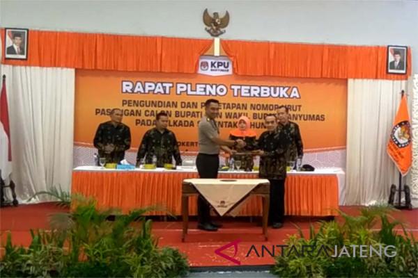 16 personel Polres Banyumas siap kawal pasangan calon