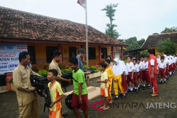 Pemkab Kudus diharapkan merenovasi sekolah langganan banjir