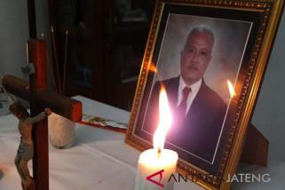 Mantan wartawan Kantor Berita Antara, Joko Widodo, meninggal
