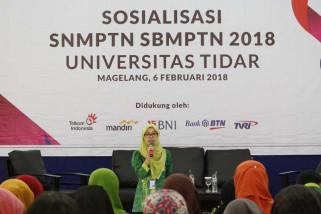 Untidar sosialisasikan SNMPTN dan SBMPTN 2018