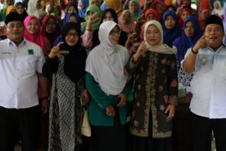 Ida Fauziyah bersilaturahmi dengan guru TPQ se-Demak