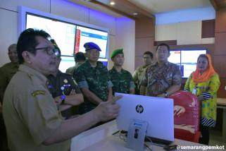 Semarang integrasikan seluruh CCTV awasi kota