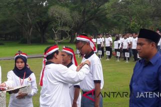 Bawaslu gelar apel kesiapan pengawasan pilkada di Borobudur
