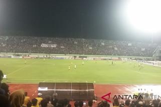Sriwijaya FC masuk empat besar Piala Presiden