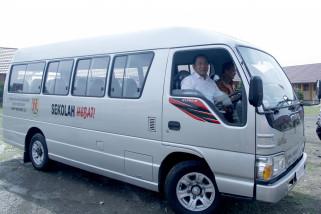 Semarang ajukan bantuan 20 bus sekolah