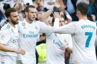 Ditahan Villarreal 2-2,  Real Madrid akhiri musim finis diposisi ketiga