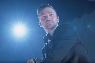 Justin Timberlake kembali ke Super Bowl