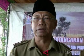 Bupati Temanggung sampaikan surat cuti kampanye ke KPU