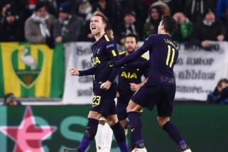 Liga Champions, Juventus ditahan imbang Tottenham 2-2