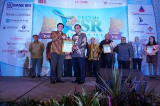 Bank Jateng raih penghargaan platinum ICSR