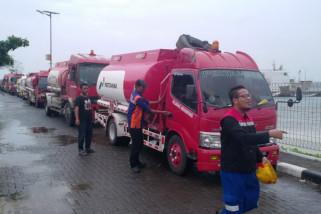 Kelangkaan BBM, Pertamina kirim pasokan ke Karimunjawa Jepara