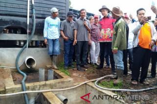 Lahan pertanian bioreaktor Pati diusulkan dipatenkan