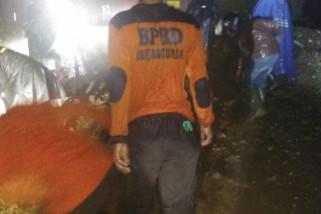 Masih terjadi pergerakan tanah di Paweden Banjarnegara