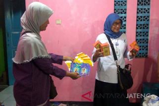 BBPOM Semarang sita ribuan bungkus jamu ilegal di Banyumas