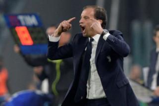 Bos Allegri sulit menerima kekalahan telak dari Real Madrid