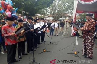 KPU Temanggung gelar kampanye simpatik