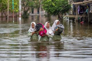 Banjir di Sayung Demak