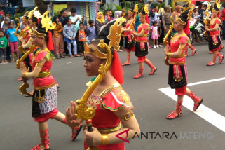 Kirab Pusaka Banyumas jadi ajang wisata budaya