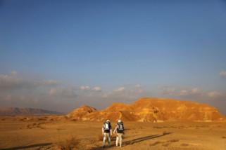 Israel tuntaskan simulasi hidup di Mars